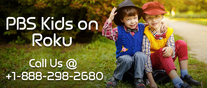 Watch PBS Kids on Roku