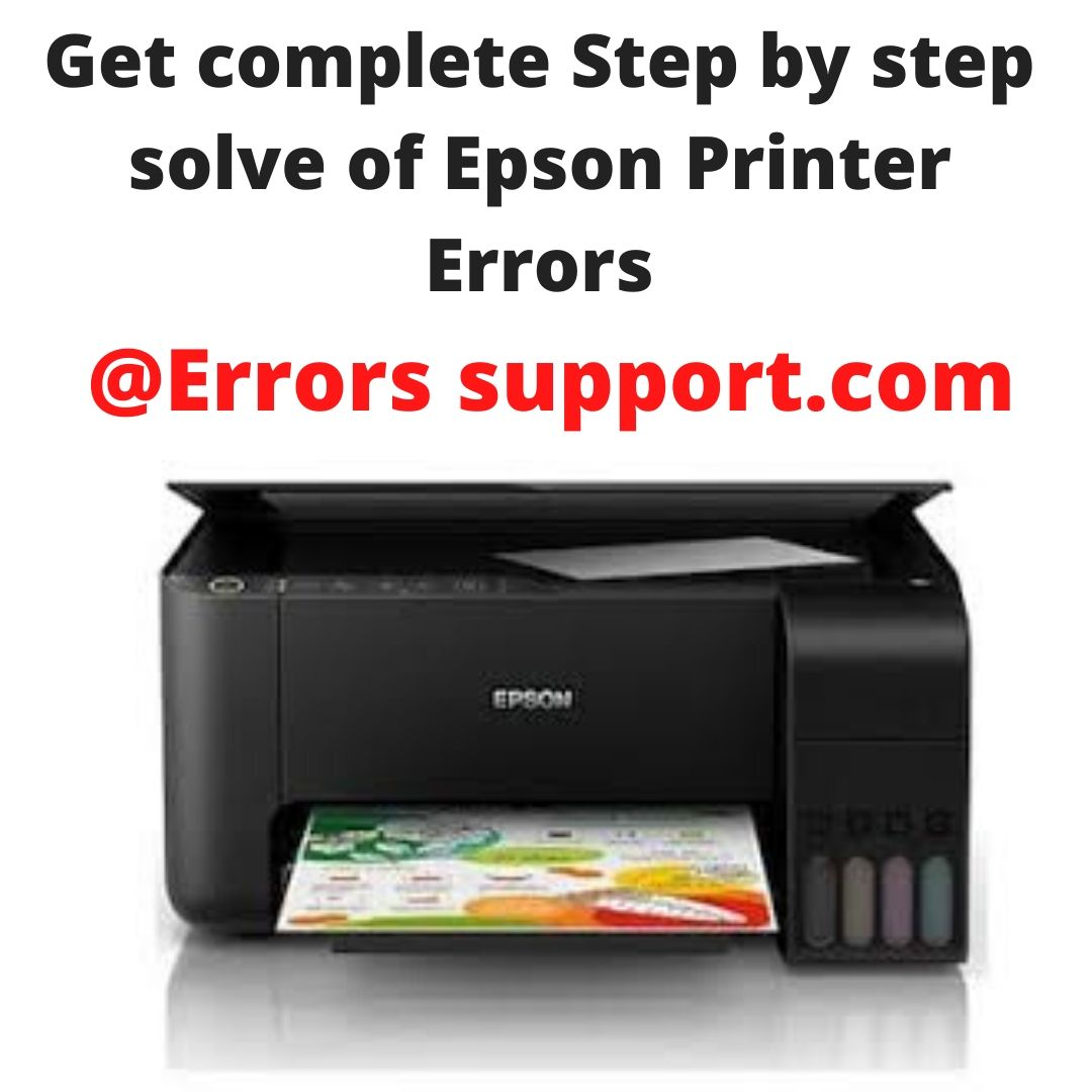 Steps To Fix Epson Error Code 0xf1