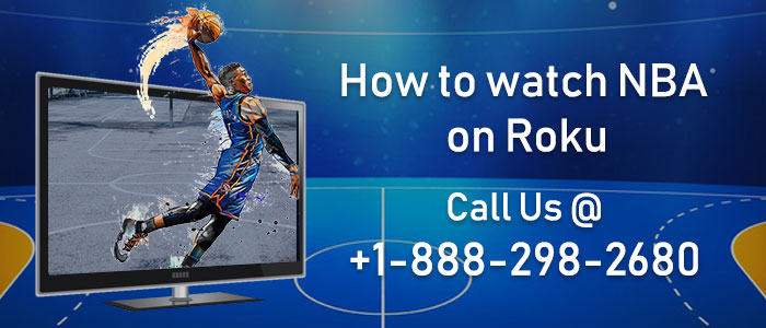 Watch NBA Live on Roku