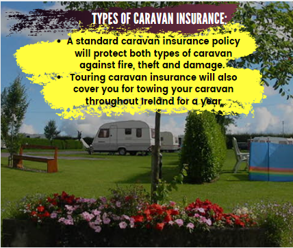 Here is the caravan insurance in Ireland that fits your budget.