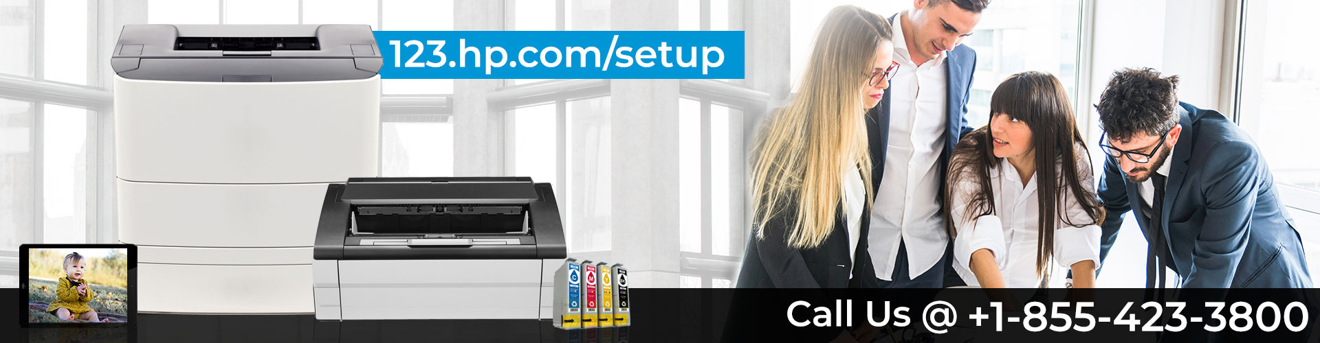 How to setup HP Printer with 123 hp com setup | HP Printer Setup and Driver Download