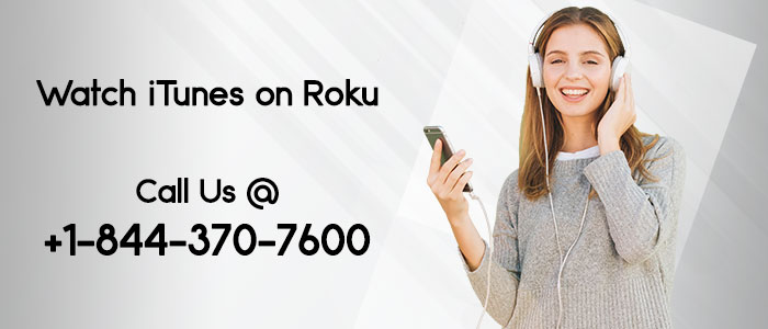 iTunes Roku Activation