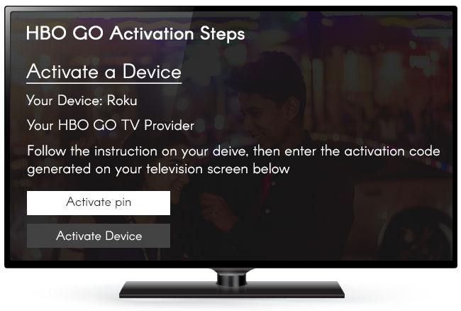 HBOGO channel activation
