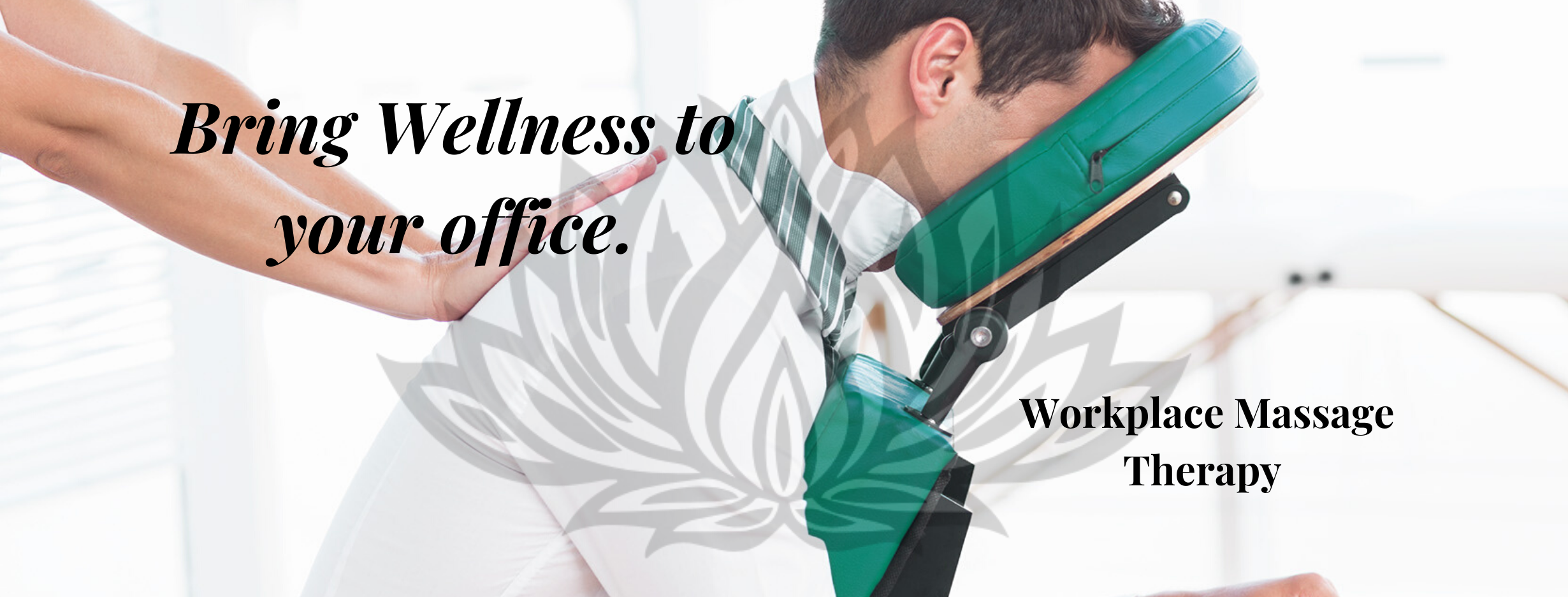 Workatreat Workplace Massage Therapy
