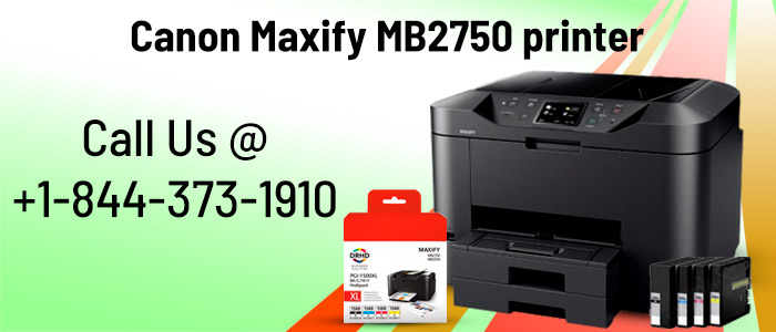Canon Maxify MB2750 Printer Driver