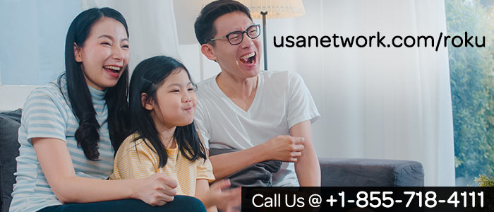 USA Network on Roku