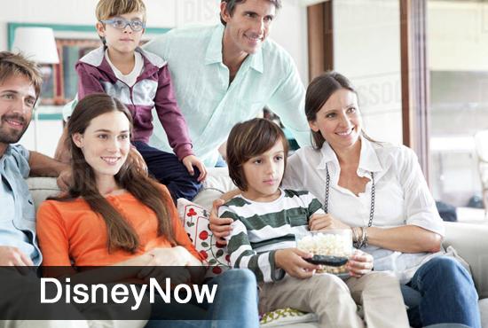 DisneyNow Channel Activation
