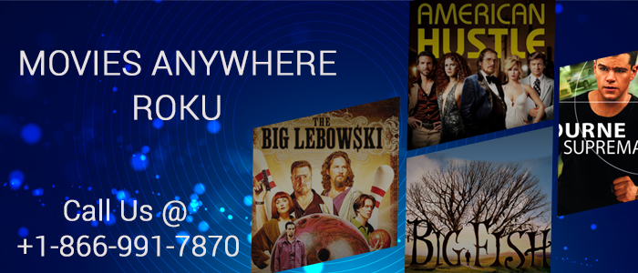 Movies anywhere on Roku