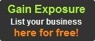 List your business for free
